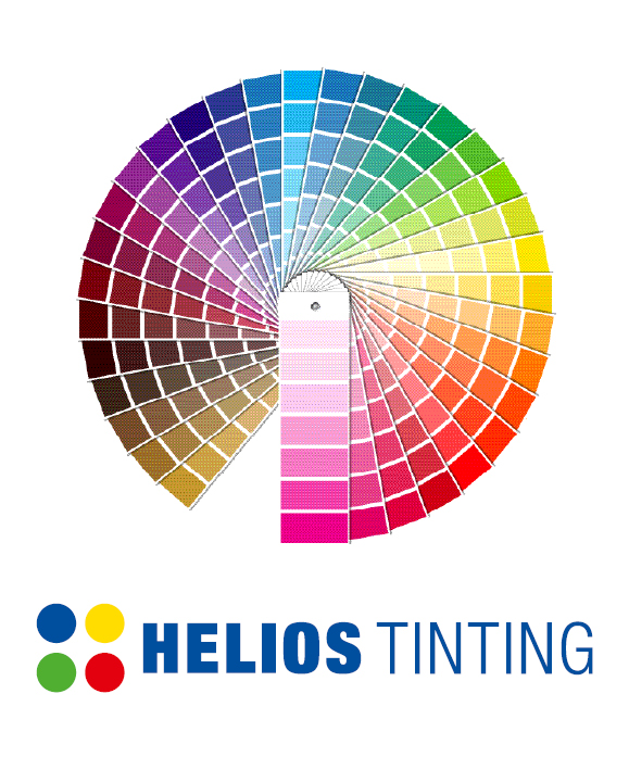 Helios Tinting Logo