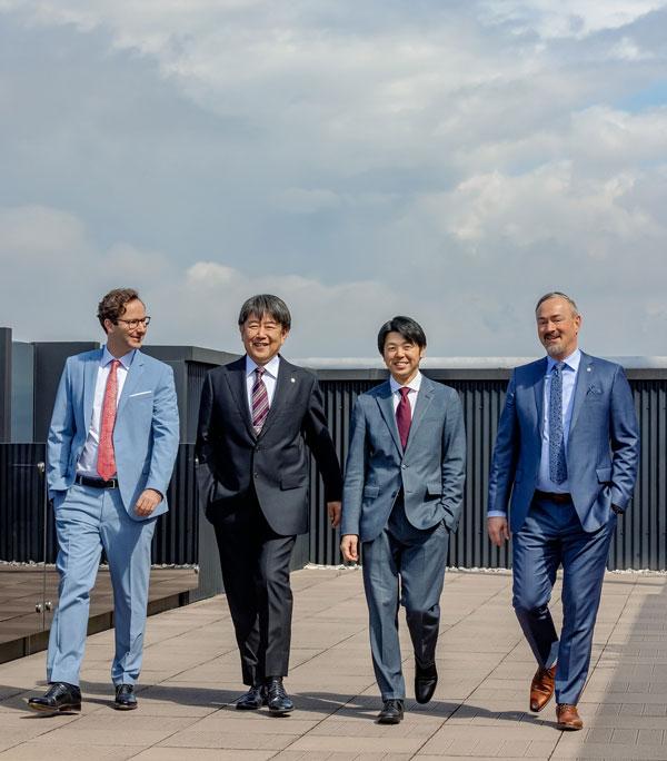 Management Board KANSAI HELIOS GROUP